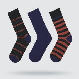 Ανδρική κάλτσα 3 pack μοντέρνα