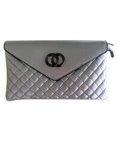 Τσάντα φάκελος με κουμπωμα