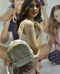 Μικρό backpack με τρούκς