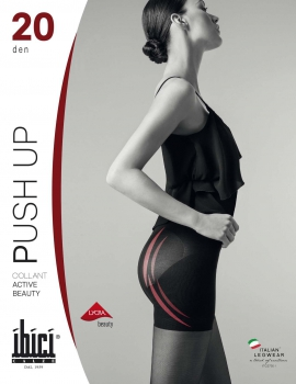 Push Up 20den ibici Calze