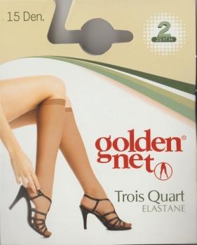 Καλτσάκια 2 ζεύγη ελαστικά  Golden Net