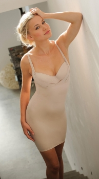 Λαστέξ φόρεμα  Naturana