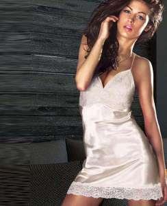 Σέξι φόρεμα λευκο με λεπτό τιραντακι και δέσιμο στο ώμο MIORRE