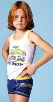 Παιδικό βαμβακερό σετ Berrak