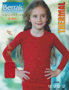 Για Κοριτσάκια - Ισοθερμικό Μπλουζάκι Berrak