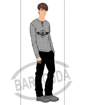 Εφηβική Πυτζάμα  Barracuda