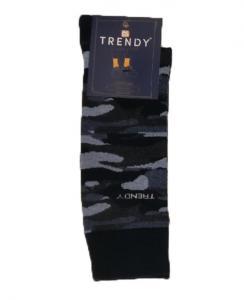 Aνδρική Κάλτσα Παραλλαγής TRENDY