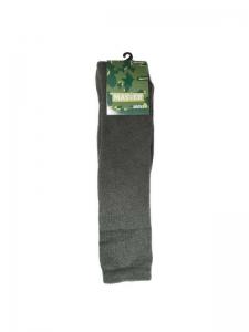 Ανδρική στρατιωτική κάλτσα χακί