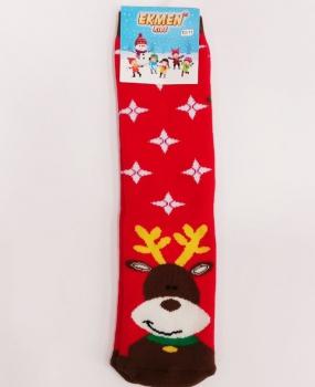 Κάλτσες Χριστουγεννιάτικες