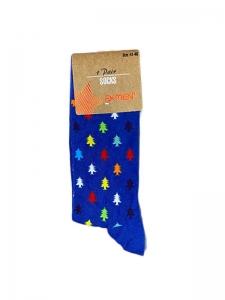 Χριστουγεννιάτικες Κάλτσες δεντράκια