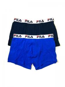 Πακέτο boxer FILA 5016 Μπλε 2 τεμ.