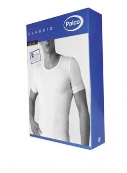 Φανέλα κοντομάνικη με ανοιχτό λαιμό - διπλή συσκευασία Palco