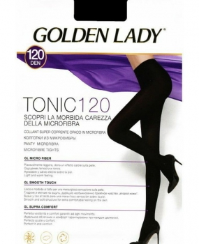 Καλσόν TONIC 120den Golden Lady