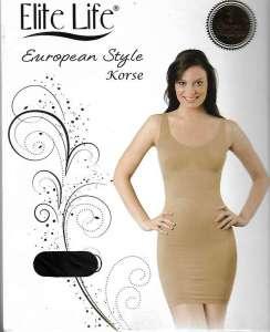 Φόρεμα λαστέξ με φαρδιές τιράντες Elite Life