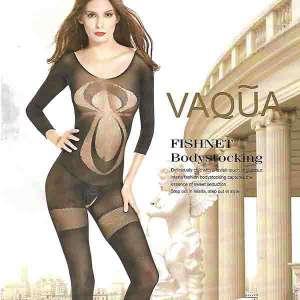 Ολόσωμο καλσόν με μακρύ μανίκι vaqua