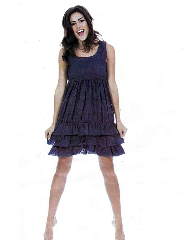 Γυναικείο φορεματάκι εώς το γόνατο