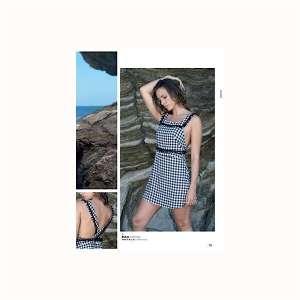 Φορεματάκι Κάρω με τιράντες και ανοιχτή την πλάτη  Ysabel Mora