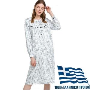 Νυχτικό Γυναικείο Βαμβακερό 1001 ΓΙΩΤΑ