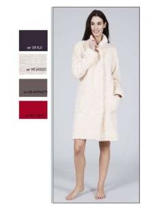 Ρόμπα γυναικεία fleece ΧΜΥ 652 μακρυά χρώματα XMY