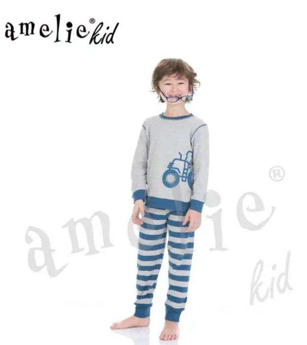 e8a2f72e7a2 Πυτζάμα Παιδική Bicolor AMELIE
