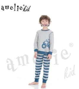Πυτζάμα Παιδική Bicolor