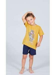 Πυτζάμα παιδική αγόρι Mummia Happy People HP4562