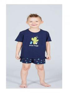 Πυτζάμα μπλε κάκτους Αγόρι XMY518