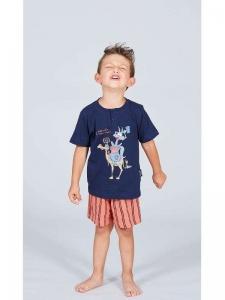 Πυτζάμα παιδική αγόρι Happy People Tom Tom HP4549