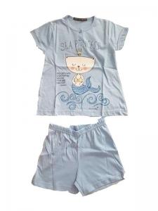 Πυτζάμα παιδική sea princes  POIN0001-4