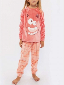 ΠυτζάμαΠυτζάμα Παιδική Κορίτσι Fleece MUYDEMI 710454