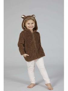 Ζακέτα παιδική - εφηβική Happy People αρκουδάκι fleece